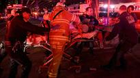 Helicopter crashes in New York's East river, five dead