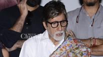 Sarkar 3 shoot could end before schedule: Amitabh Bachchan
