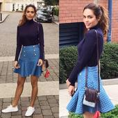 Esha Gupta is killing it with her style game in London, and she looks unbelievably hot