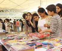 Looking for science at a literature festival