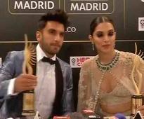 IIFA 2016 : Ranveer Singh and Deepika Padukone won Best actor and actress award!
