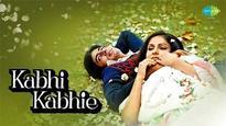 Amitabh Bachchan gets nostalgic as 'Kabhie Kabhie' clocks 40 years
