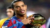 Ronaldinho to visit Mumbai on Friday