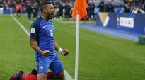 Dimitri Payet shines as France beat Sweden to open gap in World Cup 2018 Qualifiers Group A