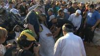 First Tel Aviv shooting victim laid to rest