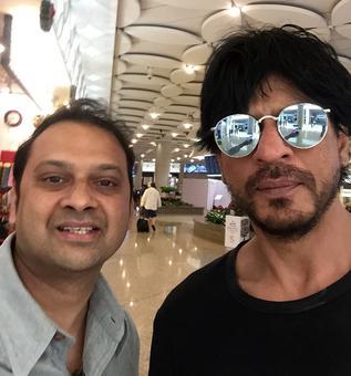 Why SRK?!!!!!