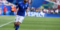 Chelsea transfer news: Antonio Candreva to force through transfer to Inter Milan