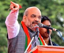'New India' on horizon, slain BJP workers' sacrifice not in vain: Amit Shah
