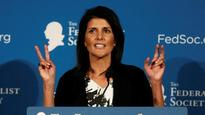 Donald Trump has picked Nikki Haley for a thankless job