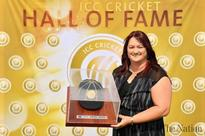 Rolton sixth woman to receive ICC Hall of Fame