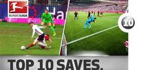 Best Saves of 2016/17 So Far …  Manuel Neuer, Timo Horn & Co.