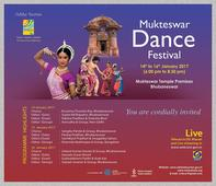 Annual Mukteswar Odishi Dance Festival to start from today