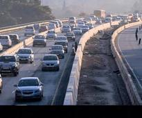 Highway to hell as Joburg M1 clogs up