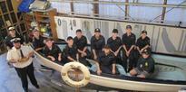 Sea cadets scoop top award