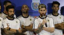 Lionel Messi announces Argentina players will not interact with media for disrespect, accusations