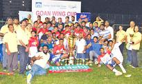 Hitachi Power Tools FC lifts ISC Goan Wing Football Cup 2016