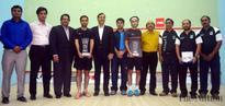 Farhan beats Waqar to annex International Squash title