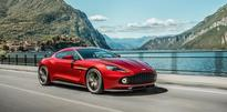 Aston Martin to Launch Limited Edition Vanquish Zagato Coupe