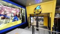 Electro Mart store offers hands-on experience