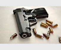 Gang member arrested for illegal firearms possession