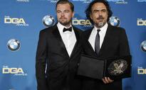 The Revenant director takes out top award
