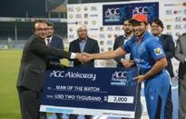 Afghanistan beat Zimbabwe by 5 runs in 1st T20 match