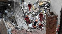 France: Gas explosion in building linked to apparent attempted suicide