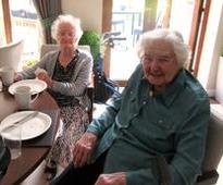 White Rose Care Centre Welcomes Local Friendship Group!