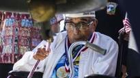 US sailor, 104, remembers Pearl Harbor