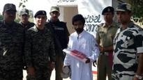 Pakistani man who sneaked into Jammu detained, sent back after questioning