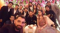 SEE PICS | Virat Kohli, MS Dhoni and Team India at Bhuvaneshwar Kumar's wedding reception