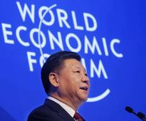 Xi Jinping delivers robust defence of globalisation at Davos