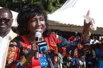 EX-Judiciary Registrar Shollei to vie for woman rep seat