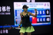 Zhang sweeps into Elite Trophy semis