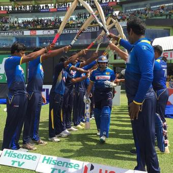 Mathews puts Dilshan in the league of Sangakkara, Jayawardena