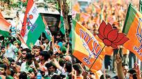 If TMC men attack, break their hands, get rewarded, says BJP