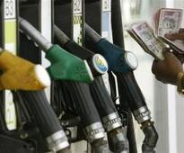 You may have missed it, but petrol price has fallen ₹3.2/litre