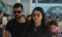 Virat Kohli rubbishes engagement rumours with Anushka Sharma