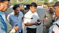 NY bash: 5K traffic offences in city