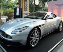 A brand new Aston Martin in India every 9 months