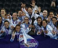 Seven up: Argentina women lift Hockey Champions Trophy for record 7th time after beating Netherlands