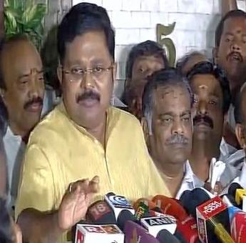 Working towards merger of AIADMK factions, says Dinakaran