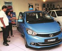 Tiago rides to 2nd position in small cars, becomes most sold car after Alto