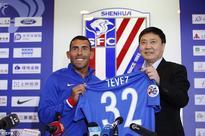 Tevez unveiled by Shanghai Shenhua