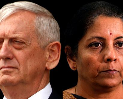 Don't expect much from Mattis-Sitharaman meeting