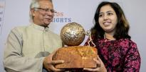 UAE-based Indian girl wins Intl Children's Peace Prize