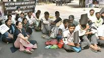 Protest against 'kala kanoon'