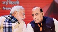 PM reviews internal security situation, Rajnath Singh presents report card
