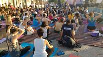 Inner peace on International Yoga Day isn't such a stretch