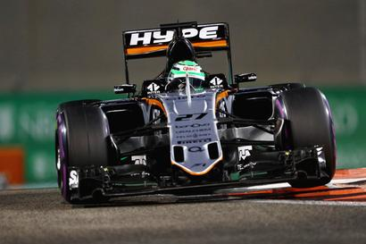 F1: Sahara Force India seal historic 4th place finish